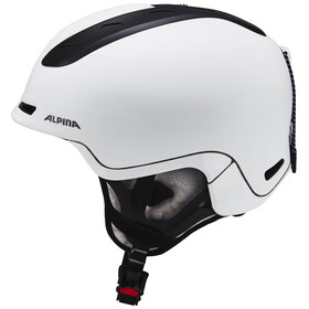Alpina Spine Helmet white matt